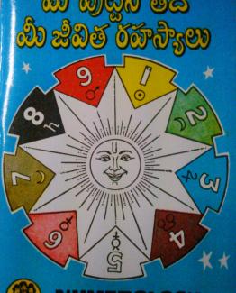 Mee Puttina Tedee Mee Jeevitha Rahasyaalu