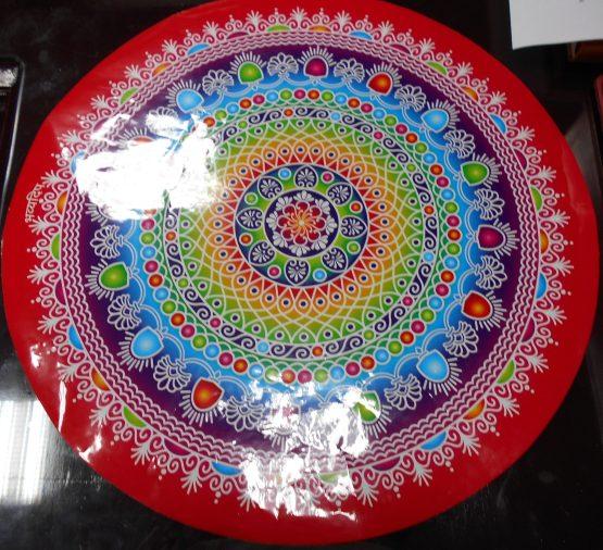 Round Kollam Sticker 20