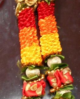 Yellow Orange Red Gold Rose 110140